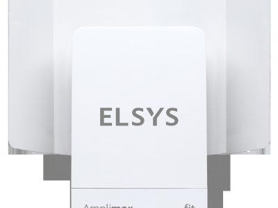 Novo Amplimax da ELSYS é focado no melhor sinal de internet