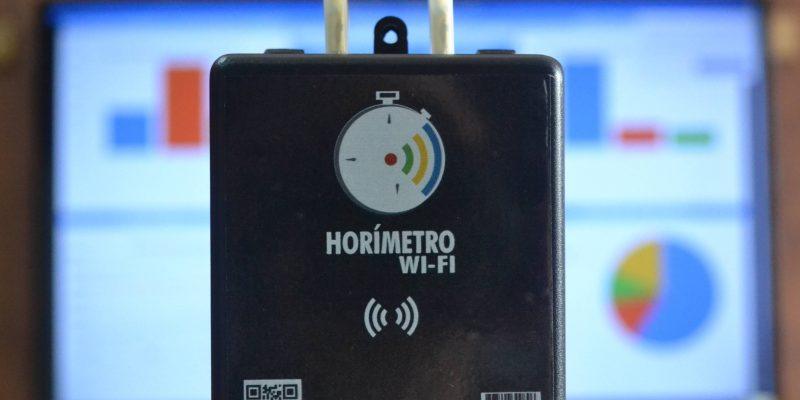 HORÍMETRO WI-FI Rede Industrial/Divulgação