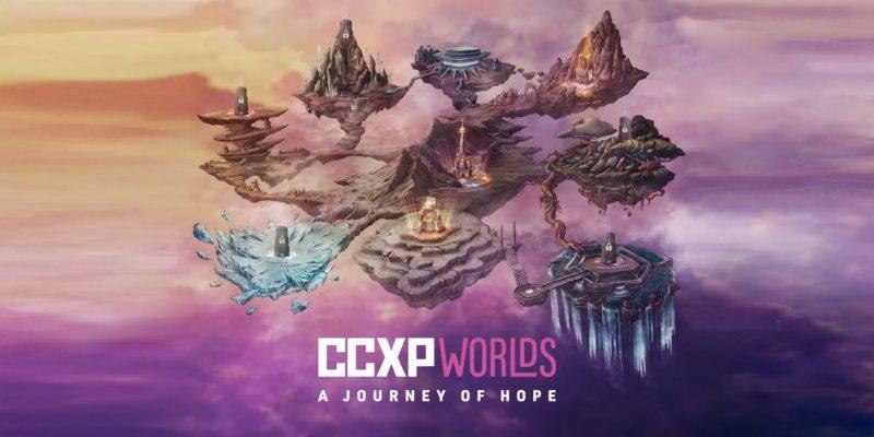 Oi Conecta CCXP WORLDS e registra mais de 7,8 TB de tráfego durante o evento totalmente virtual