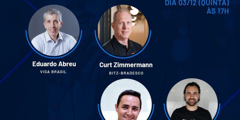 Webinar Visa Tech Talks aborda temas relacionados ao universo das startups