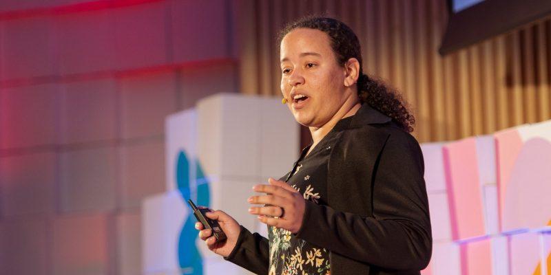 Ana Raquel Calhau, fundadora e CEO da startup NexAtlas Divulgação