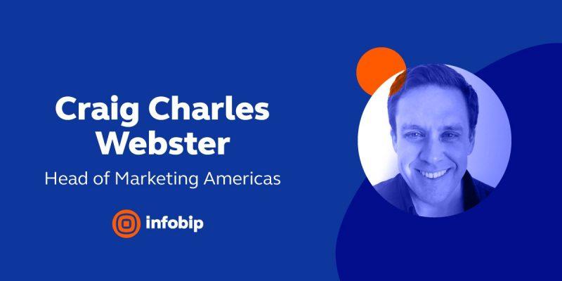 Craig Charles Webster no Infobip