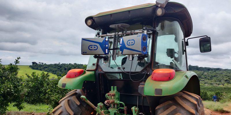 Fazenda de cítricos é a primeira no mundo 100% monitorada por sensores inteligentes