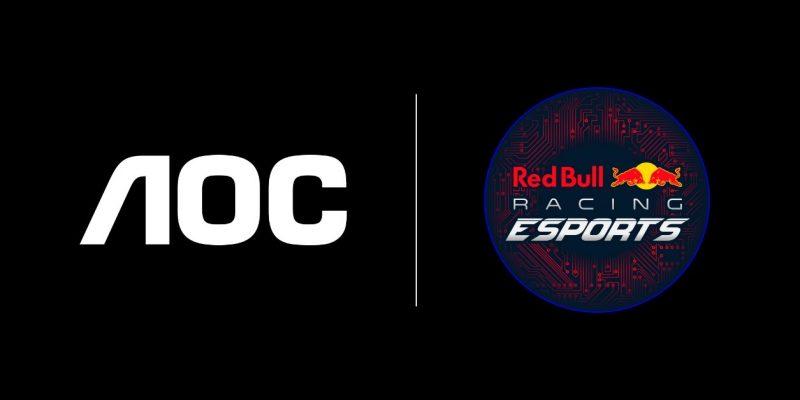 AOC se junta à Red Bull Racing Esports