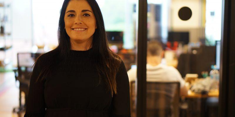 Mariel Reyes Milk é CEO da {reprograma} Divulgação