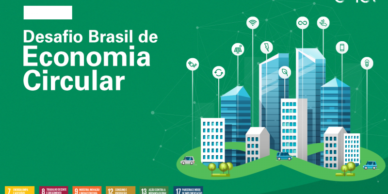 "Enel Brasil Lança ""Desafio Brasil de Economia Circular"""