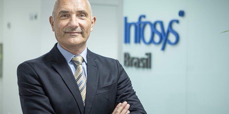 Bruno Leão Angelo Mazzocchi, country manager da Infosys
