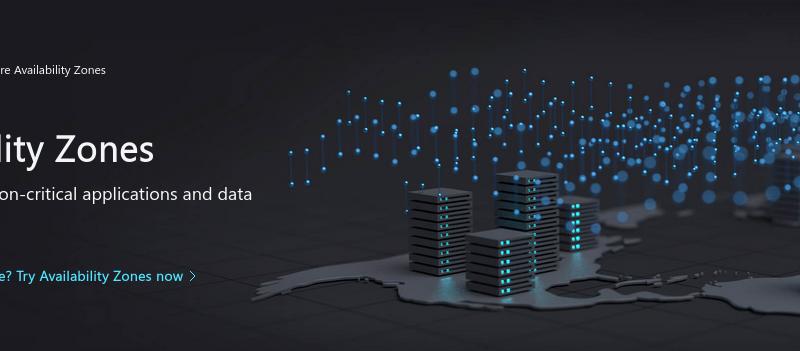 Microsoft anuncia Zonas de Disponibilidade do Azure na região de datacenter Brazil South para aplicativos de alta disponibilidade