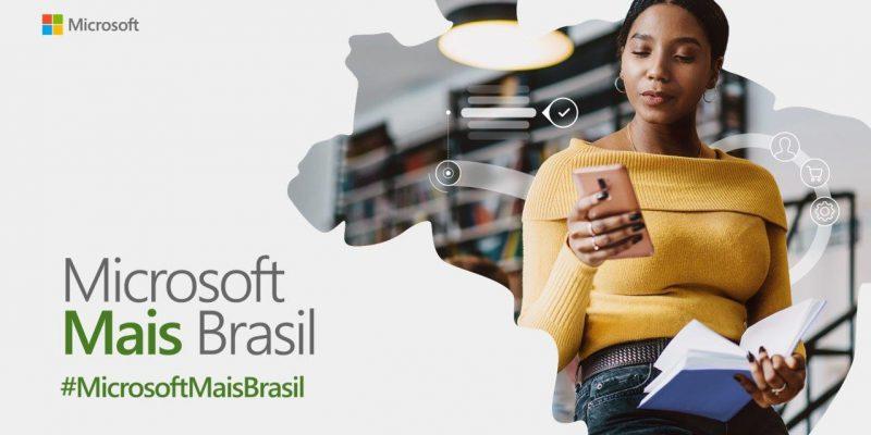 Microsoft Brasil e WOMCY lançam projeto e procuram por mulheres com histórias inspiradoras em cibersegurança