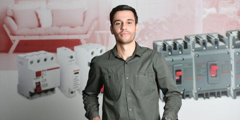 divulgação Raphael Vittorete, gerente de Produtos da Steck