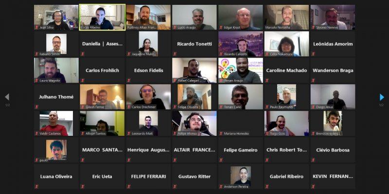 DevTalk realizado pela Assespro-Paraná reuniu 80 desenvolvedores
