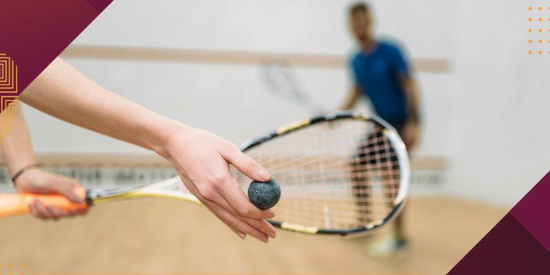 O que a vida corporativa tem a ver com um jogo de squash?